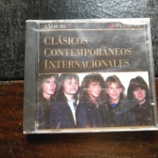 CDs de Música: CD TRUE COLORS ETERNAL FLAME TAKE MY BREATH AWAY THE FINAL COUNTDOWN KYRIE HEARTBETAT. Lote 128430559