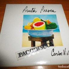 CDs de Música: CARLOS VIVES FRUTA FRESCA CD SINGLE PROMO DIGIPACK 1999 CONTIENE 1 TEMA. Lote 128431659