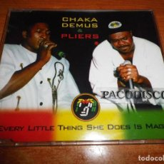 CDs de Música: CHAKA DEMUS & PLIERS EVERY LITTLE THING SHE DOES IS MAGIC CD SINGLE HOLANDA 3 TEMAS THE POLICE STING. Lote 128432091