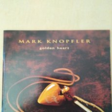 CDs de Música: MARK KNOPFLER - GOLDEN HEARTS. Lote 128454884