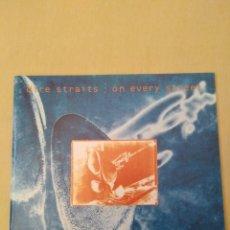 CDs de Música: DIRE STRAITS - ON EVERY STREET. Lote 128455095