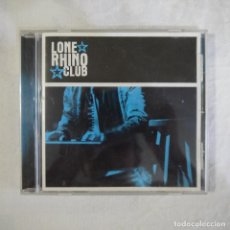 CDs de Música: LONE RHINO CLUB - CD . Lote 128455115