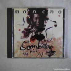 CDs de Música: MONCHO - SOMBRAS - CD 1996 . Lote 128455355