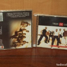 CDs de Música: TRES DE COPAS - BUENOS MOMENTOS - CD . Lote 128458559