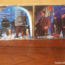 CDs de Música: LOS TRI-O - NUESTRO AMOR - CD . Lote 128465751