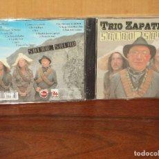CDs de Música: TRIO ZAPATISTA - SALAO SALAO - CD NUEVO PRECINTADO. Lote 128466211