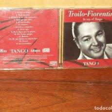 CDs de Música: TROILO - FIORENTINO - YO SOY EL TANGO - CD . Lote 128466459