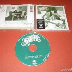 CDs de Música: TONY JOE WHITE (UNCOVERED ) - CD - MRCD 279 - REBELLION - RUN FOR COVER - LOUVELDA .... Lote 128468819