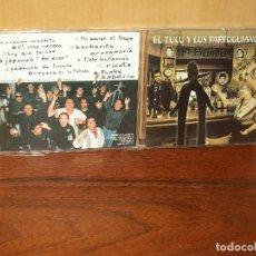 CDs de Música: EL TUCU Y LOS PARROQUIANOS - 1ER BRINDIS - CD . Lote 128469487