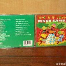 CDs de Música: TWO AMN SOUND - DISCO SAMBA - CD . Lote 128475183