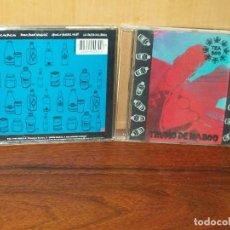 CDs de Música: TZABOO - TZUMO DE NABOO - CD . Lote 128477739