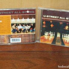 CDs de Música: U-STREET ALL STARS - BOWLING - CD BLUE NOTE . Lote 128477903