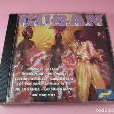 CDs de Música: CD-CUBAN FESTIVAL-1997-GOLD SEAL-MCPS-15 TEMAS-VER FOTOS. Lote 128484227