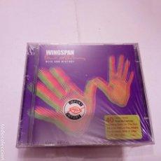 CDs de Música: PAUL MACCARTNEY CD WINGSPAN IMPORTADO IMPORTACION MADE IN ENGLAND NUEVO PRECINTADO SIN ABRIR. Lote 128490228