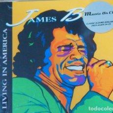 CDs de Música: JAMES BROWN * CD * LIVING IN AMERICA * PRECINTADO. Lote 128494983