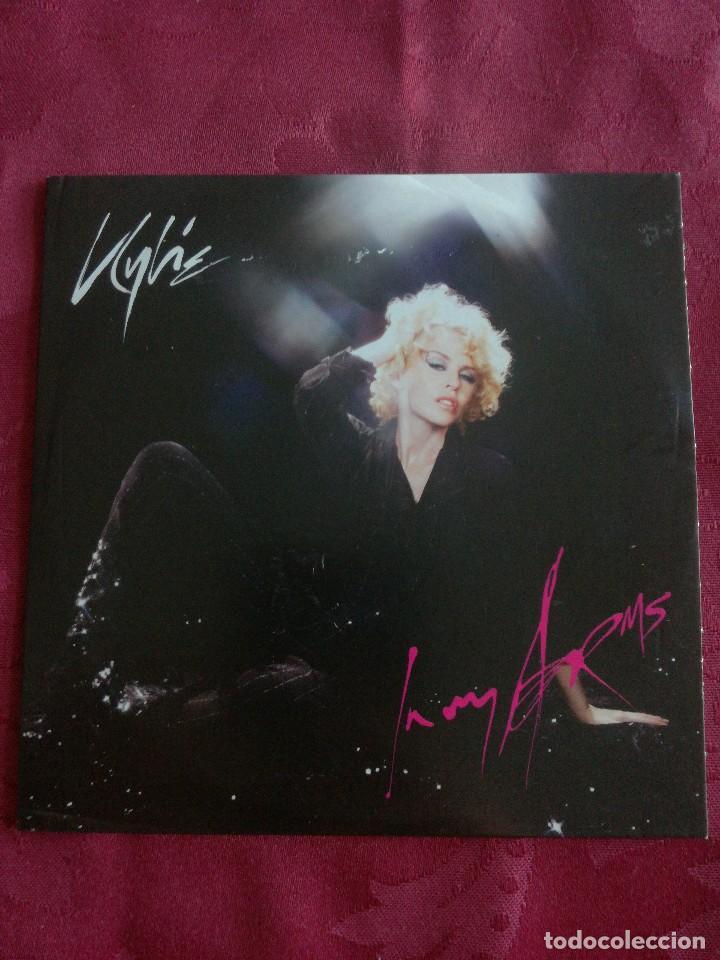 CD SINGLE KYLIE IN MY ARMS (Música - CD's Pop)