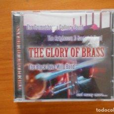 CDs de Música: CD THE GLORY OF BRASS - THE GRIMETHORPE COLLIERY BAND... (3W). Lote 128516827