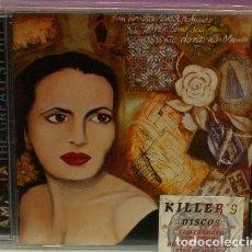 CDs de Música: AMÁLIA RODRIGUES - GREATEST HITS - CD NUEVO. Lote 128529087
