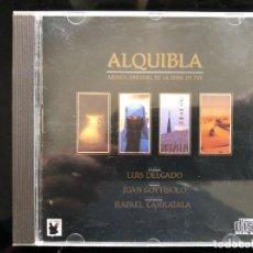 CDs de Música: ALQUIBLA LUIS DELGADO CD. Lote 128530827
