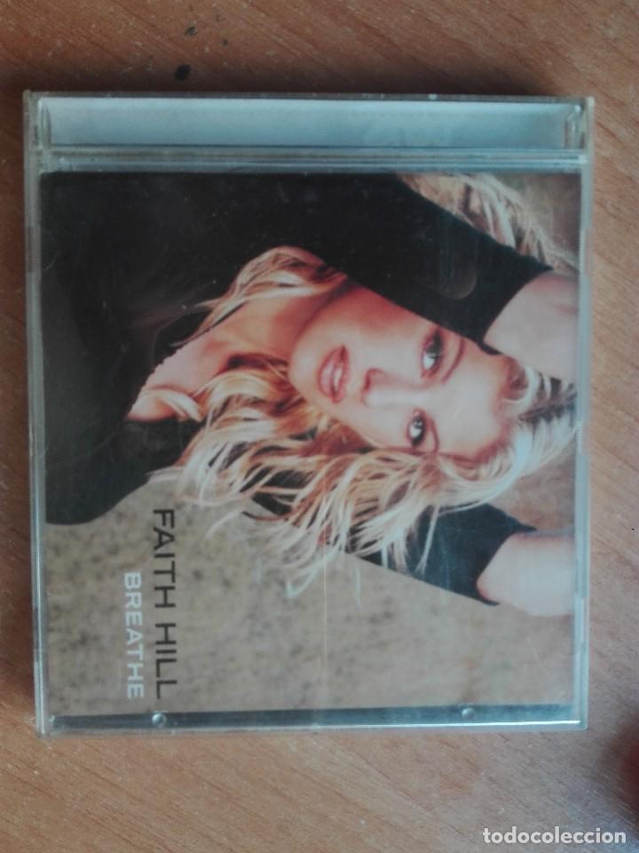 FAITH HILL.BREATHE (Música - CD's Pop)