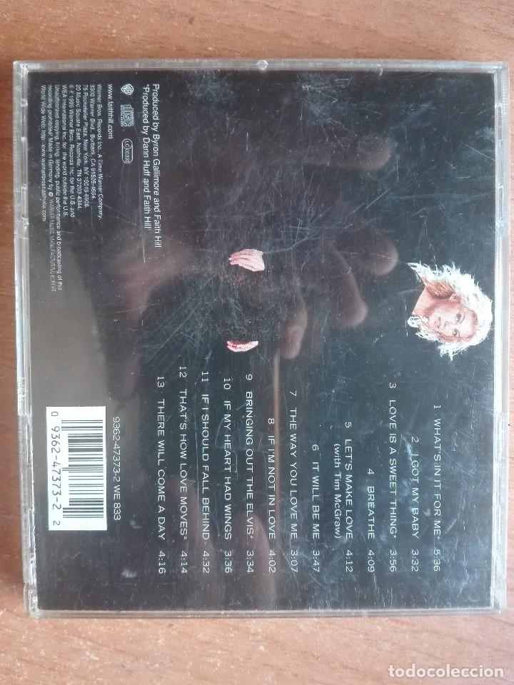 CDs de Música: Faith Hill.Breathe - Foto 3 - 128533319