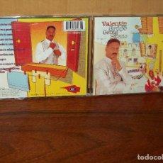 CDs de Música: VALENTIN Y SU GRUPO - GENTE DE BARRIO - CD. Lote 195278565