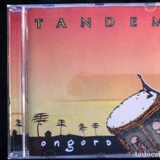 CDs de Música: TANDEM ONGORO. Lote 128556323