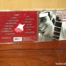 CDs de Música: VARGAS BLUES BAND - THE BEST OF - CD . Lote 128557535