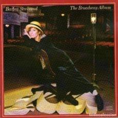 CDs de Música: BARBRA STREISAND - THE BROADWAY ALBUM - CD ALBUM - 12 TRACKS - SONY MUSIC / COLUMBIA - AÑO 1985. Lote 128562291