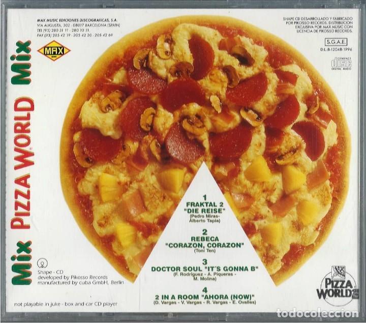 MIX PIZZA WORLD MIX. segunda mano