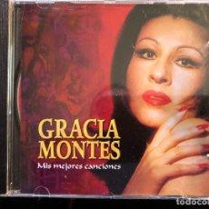 CDs de Música: GRACIA MONTES MIS MEJORES CANCIONES. Lote 128571355