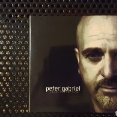 CDs de Música: CD - PETER GABRIEL - DARKNESS - RECORDED LIVE AT THE MAISON DE LA RADIO IN PARIS, FRANCE ON 2002. Lote 128576483