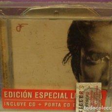 CDs de Música: ALEJANDRO FERNÁNDEZ - A CORAZÓN ABIERTO - EDICIÓN ESPECIAL CD + PORTA CD - PRECINTADO. Lote 128625835