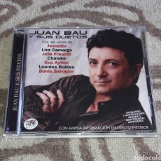CDs de Música: JUAN BAU, JEANETTE, EVA AYLLON, Y SUS DUETOS. Lote 128631262