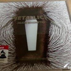 CDs de Música: (SIN ABRIR) METALLICA DEATH MAGNETIC. Lote 128654639