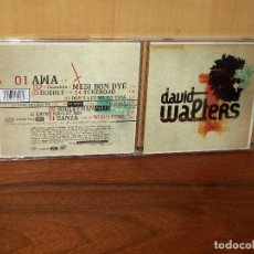 CDs de Música: DAVID WALTERS - CD. Lote 128655419