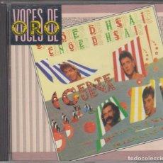 CDs de Música: CANTORES DE HISPALIS CD GENTE GÜENA (SEVILLANAS) 1988 HISPAVOX. Lote 128656431