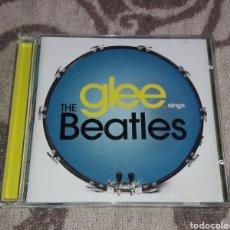 CDs de Música: THE BEATLES - GLEE SINGS THE BEATLES. Lote 128661626