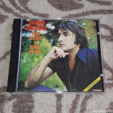 CDs de Música: NINO BRAVO - UN BESO Y UNA FLOR. Lote 128663028