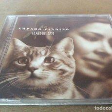 CDs de Música: AMPARO SANDINO - EL AÑO DEL GATO. 1999.. Lote 128664127