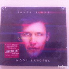 CDs de Música: JAMES BLUNT. MOON LANDING . ED DELUXE 2013. Lote 128664215