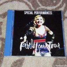 CDs de Música: MADONNA - REBEL HEART TOUR SPECIAL PERFORMANCES. Lote 128665004