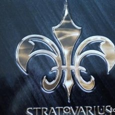 CDs de Música: STRATOVARIUS CD DIGIPACK LIBRETO. Lote 128665651