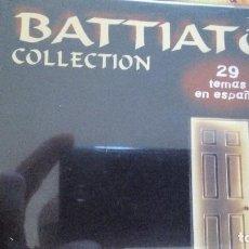 CDs de Música: FRANCO BATTIATO COLLECTION EN ESPAÑOL - 2 CD. Lote 180249056