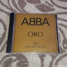 CDs de Música: ABBA - ORO GRANDES ÉXITOS. Lote 128666418