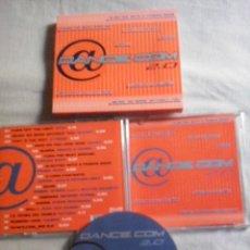 CDs de Música: MUSICA CD: DANCE.COM 2.0 - CD + CAJA CARTON (ABLN). Lote 128676455