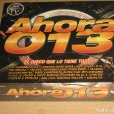 CDs de Música: (SIN ABRIR) VARIOS - AHORA 013 __ 3CD . Lote 128677035