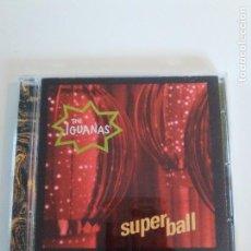 CDs de Música: THE IGUANAS SUPERBALL ( 1996 ISLAND USA ) COUNTRY ROOTS ROCK EXCELENTE ESTADO. Lote 128677627