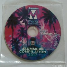 CDs de Música: CD MÚSICA SUMMER COMPILATION 2017 MIXED BY OSCAR MADRID DISCOTECA MANA SAN JAVIER MURCIA. Lote 222193560
