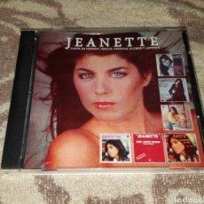 CDs de Música: JEANETTE - SOY REBELDE - CANTA EN FRANCES, ALEMAN, JAPONES, INGLES. Lote 128679687